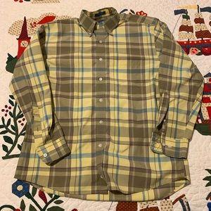 """Pendleton Button down """"Metro"""" shirt"""
